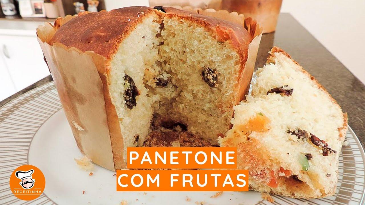 #30 - Panetone com Frutas