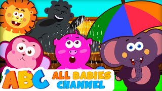 Rain Rain Go Away & Many More Kids Songs | Popular Nursery Rhymes Collection | All Babies Channel