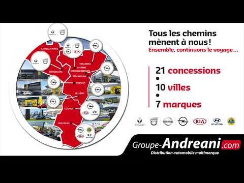 Présentation Groupe Andreani