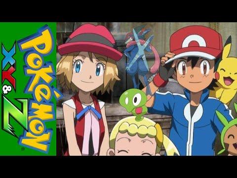 Pokémon XY&Z: Stand Tall (Cover)