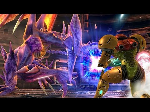 Awesome - Lucy and Katie breakdown all the best bits from the salvo of new Smash Bros. information.