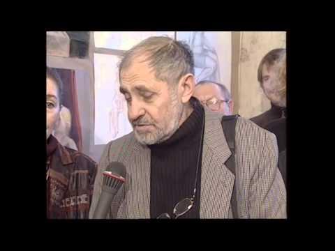 19/01/2005 Просмотр художественных работ зимней сессии