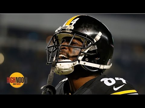Is Antonio Brown on a power trip by refusing to play for the Bills? | High Noon - Thời lượng: 3 phút, 51 giây.