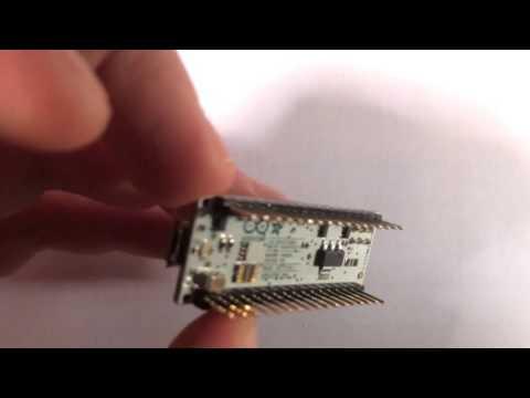 Arduino Micro - Bitesize Review - A000053