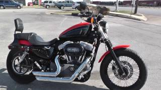 9. 446927 - 2007 Harley Davidson Sportster 1200 Nightster XL1200N - Used motorcycles for sale