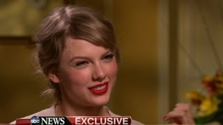 Taylor Swift Interview 2012: Singer on Conor Kennedy, Fame and Her Rock Star Status