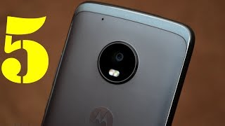 After using Moto G5 Plus for 90 Days these are the 5 Things that i loved about this device. These are the top 5 features of moto g5 plus i am going to talk about in this video.In these 90 days i used g5 plus as my second device. My primary smartphone was different. I continued using my primary smartphone because i had many personal apps installed in it and i did not had time and patience to shift to a new smartphone completely.Even though i used it as my second device, most of my multimedia consumption happened in moto g5 plus. This included watching videos on youtube and browsing web. I personally think that with its size of 5.2 inch this smartphone is perfect for multimedia consumption.I hope this video on best features of moto g5 plus helps you in taking a decision to buy this device.Thanks for watching.