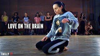 "Video Jojo Gomez dances ""Love On The Brain"" Galen Hooks Choreography - #TMillyTV MP3, 3GP, MP4, WEBM, AVI, FLV Juni 2018"