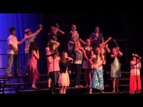 spring 2013 stafford twp internediat school choir concert (fame)
