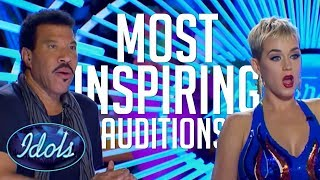 Video MOST INSPIRATIONAL AUDITIONS On American Idol 2018 | Idols Global MP3, 3GP, MP4, WEBM, AVI, FLV Maret 2018