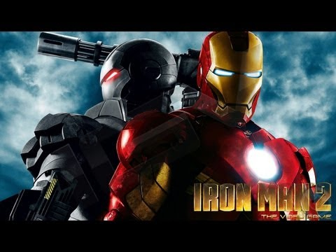 iron man 2 ios gameplay