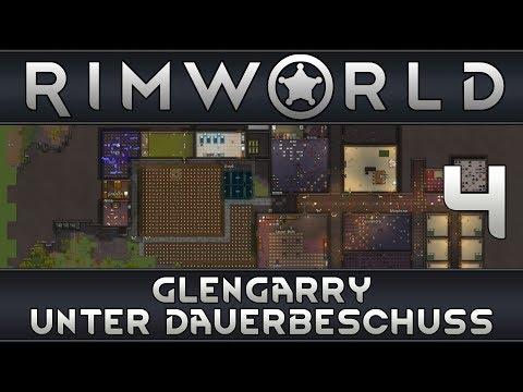 RimWorld - Glengarry unter Dauerbeschuss (german) (видео)