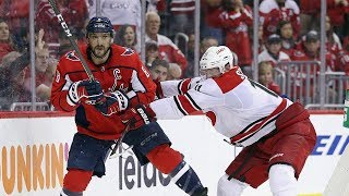 EXTENDED OVERTIME: Hurricanes and Capitals need two OTs to determine Game 7 by NHL