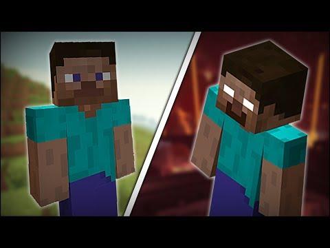 Стив vs Хиробрин :: Эпичная Рэп Битва в Майнкрафте!