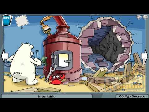 Club Penguin Missão 8 - Tremores Misteriosos