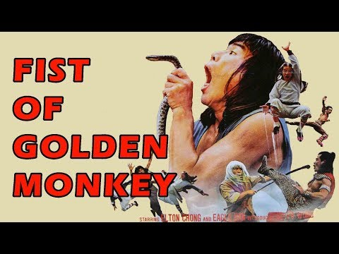 Wu Tang Collection - Fist of Golden Monkey