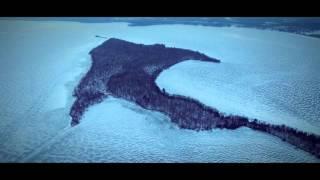 Orillia (ON) Canada  city photos : Lake Couchiching Chiefs Island in Orillia, Ontario, Canada Drone [4K]