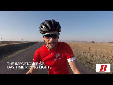 "Bontrager's Ion 800R and Flare R ""Day Time Riding Lights"" are visible from up to 2km improving your presence on the road. A must-have for any cyclist that trains outside."