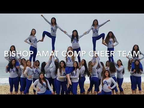 Bishop Amat Cheer Team 2017