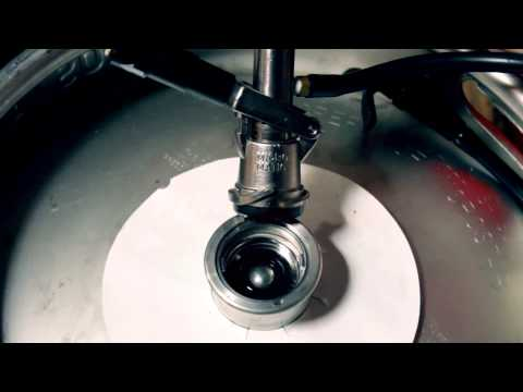 Consumers Beverages - How to tap a keg. The basics.