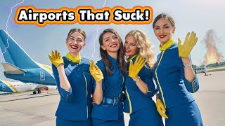 Video Top 10 WORST airports in the United States. The Fixed version. MP3, 3GP, MP4, WEBM, AVI, FLV Agustus 2019