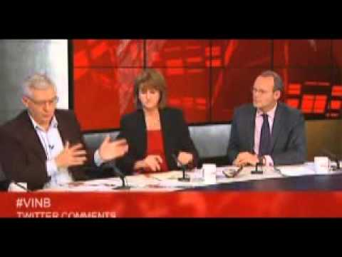 Labour TD Joan Burton on Vincent Browne Show, 24 January 2011