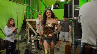 Video Wonder Woman Behind the Scenes(BTS) & Bloopers - Gal Gadot - 2017 MP3, 3GP, MP4, WEBM, AVI, FLV November 2017