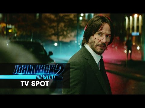 John Wick: Chapter 2 (TV Spot 'Tactical')