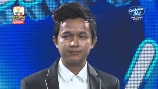 Khmer TV Show - Cambodian Idol Live Show Week 07