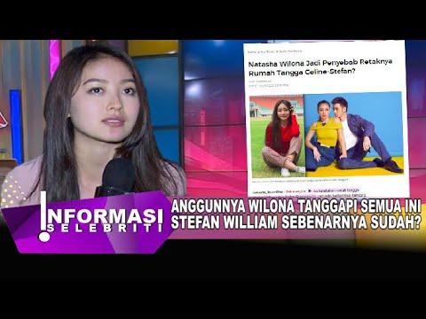 Natasha Wilona Anggun! Nama Terbawa Dalam Polemikk Rumah Tangga Stefan William & Celine Evangelista