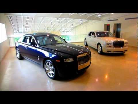 2012 Rolls Royce Ghost ( ALTERNATE VERSION ) - Cars by Brasspineapple Productions