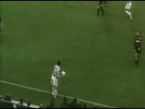 favoloso goal di zidane  alla reggina
