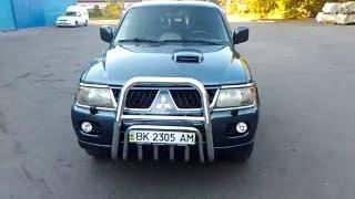 видео авто Mitsubishi Pajero Sp в кредит