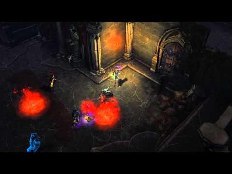 Diablo 3 Beta Gameplay Video