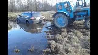 Download Lagu Pajero sport vs traktor Mp3