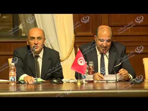اجتماع ليبي تونسي بديوان وزارة خارجية الوفاق بطرابلس