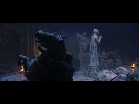 Wizard's Chess - Harry Potter And The Philosopher's Stone
