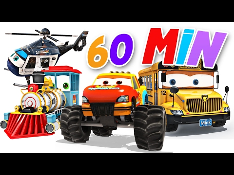 appMink Build a Steam Train - appMink Number - appMink playlist 60 minutes