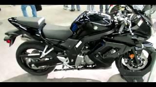 7. 2012 Suzuki SV650S ABS