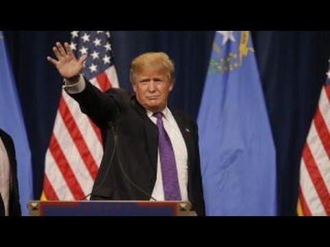 Trump's path to presidency