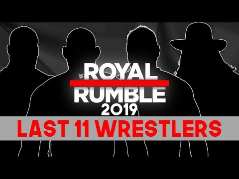 Predicting The Remaining 11 Wrestlers For The WWE Royal Rumble 2019