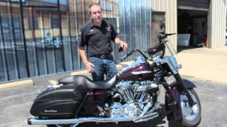 5. Pre-owned 2005 Harley-Davidson Road King Custom