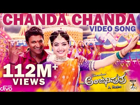 Video Anjaniputhraa - Chanda Chanda (Video Song) | Puneeth Rajkumar, Rashmika Mandanna | Ravi Basrur download in MP3, 3GP, MP4, WEBM, AVI, FLV January 2017