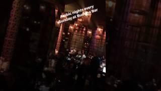 Buddha Bar London - All Arabs United - DJ Samoha/DJ Al Jazeera Live Performance & Belly Dancers