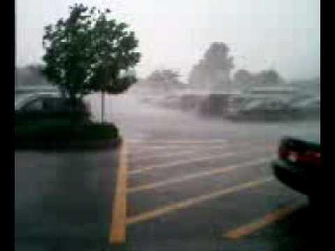 Monsoon in Easton Maryland