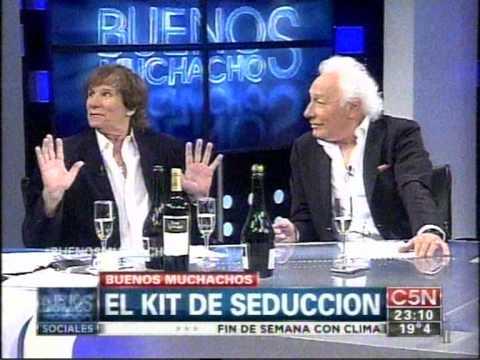 C5N - BUENOS MUCHACHOS: PROGRAMA 31/08/2013 (PARTE 2)