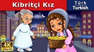 Küçük Maç kızı - The Little Match Girl in Turkish - 4K U...