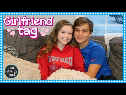 THE GIRLFRIEND TAG - GET TO KNOW #CHASHA