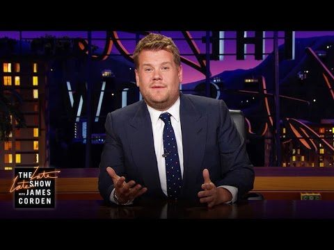 Must Watch: James Corden's Tribute to Prince