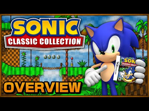 Sonic Classic Collection Nintendo DS